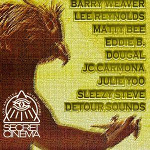 Eddie B Live at Secret Cinema 09.02.12