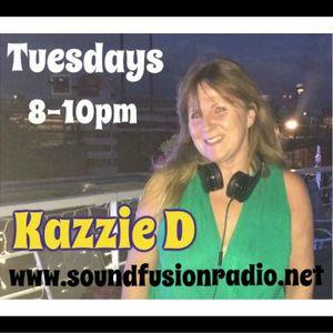 Sound Fusion Radio - Kazzie D - 27th June 2017