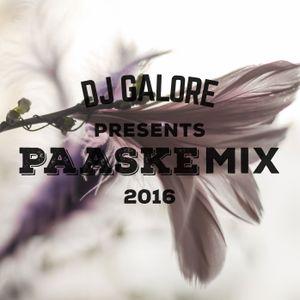 DJ Galore Paaskemix 2016