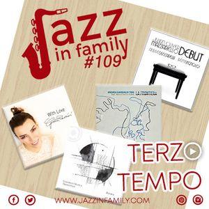 Jazz in Family #109 (Release 22 November 2018)