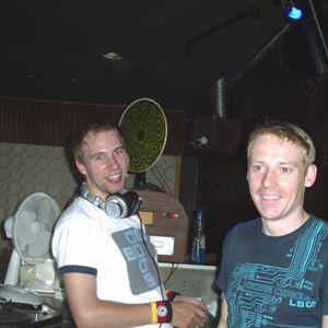Waabii vs Zweikörpersystem - DJ-Set - Airport Würzburg Soundbar 2005-11-11