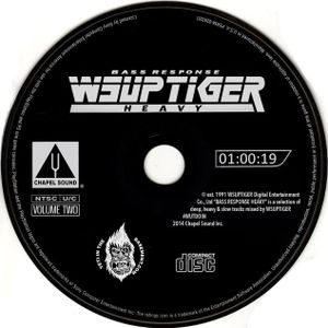 WSUPTIGER - Tiger In The Basement (Heavy Mix 2 / Chapel Sound)