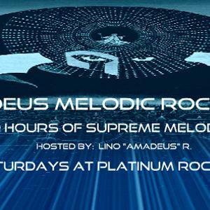 AmadeuS Melodic Rock Show #43 - Jan. 30th 2016