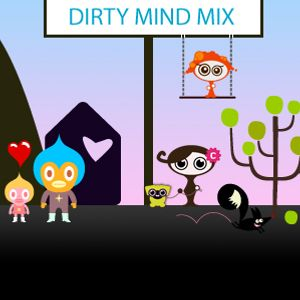 DIRTY MIND MIX - Martial White (CH) - House