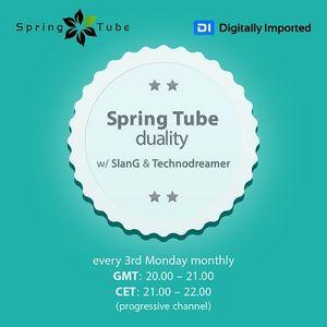 DJ SlanG  -  Spring Tube Sounds 054 on AH.FM  - 13-May-2015
