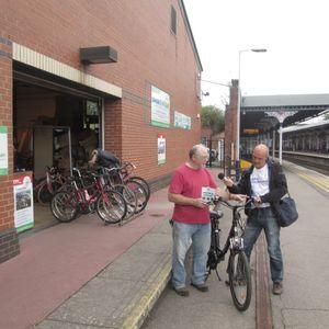 ..something a little bit different :  e-bikes (electric bikes) - Sun Sept 6th 2015