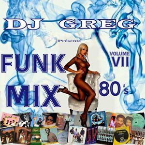 FUNK MIX 80's VOLUME 7