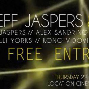 Steff Jaspers & Friends @ Amsterdam Dance Event (Live Registration)
