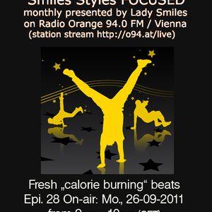 Lady Smiles SSF-epi 28_broadcast on Radio Orange_Vienna