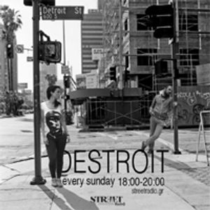 """Destroit"" Jan 4th 2015"