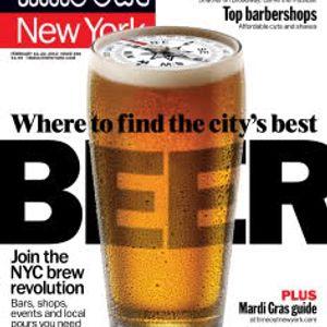 Episode 101: NYC Beer