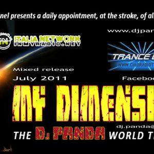11° Podcast Trancelife Dj Panda 12-07-2011