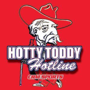 Hotty Toddy Hotline #2016030