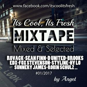 Its Cool Its Fresh - Mixtape JAN17- Mix by Angel