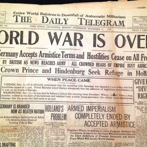 11.11.1918 • יום שביתת הנשק