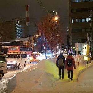Lightsound - Warm Winter Night Deep House