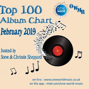 OWMR Album Chart Feb 2019