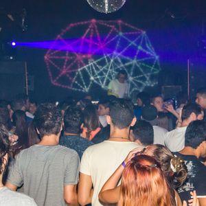 John Acquaviva live at Sirius Club, Asuncion, Paraguay FEB 2016