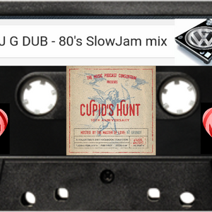 DJ G-GUB 80's Slow Jam - Valentines Day Mix