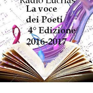 14 Puntata La Voce Dei Poeti 31 Marzo   2017