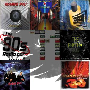 The 90's Radio Show - 1996 part 21 - The Rhythm #071
