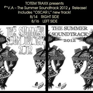 V.A – The Summer Soundtrack 2012 Right side – Exclusive Dj Mix(TOTEM TRAXX RECORDS)Mixed by NATARU