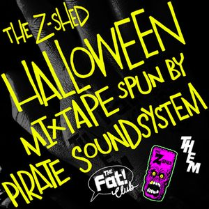 Pirate Soundsystem Halloween 2010 Mix For Z-Shed