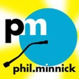 DJ Phil Minnick - Deep House on Wax 38, 2-19-12