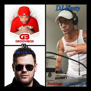 DJ Fleety - Groovebox Vs Belocca Vol 1 08.03.2016