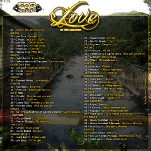 220 Sound (Selecta Julian) - Love Is The Answer (2011 Mixtape)