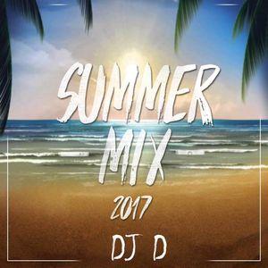 DJ D- Summer Mix