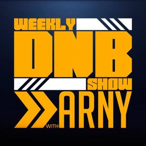 Weekly DnB with ArnY 024 (introducing tracks + livemix)