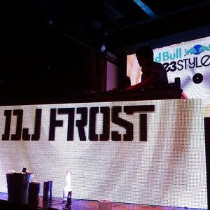 CR FROST (LIVE MINI MIX PARTYBREAKS )