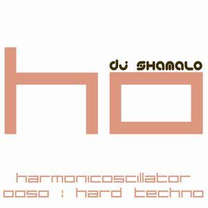 HarmonicOscillator#0050 : Hard Techno