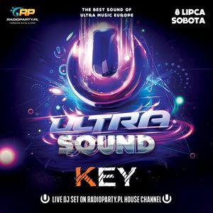 KEY - ULTRA SOUND EUROPE 2017- HOUSE STAGE