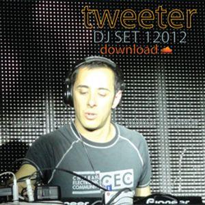 Tweeter Dj Set 12012