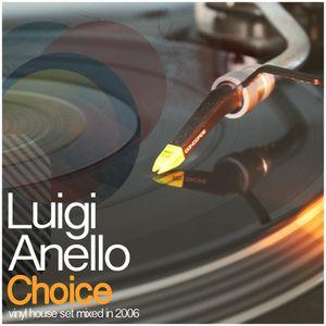 Luigi Anello | Vinyl House Choice