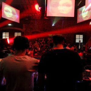 Larsen & Luca Marano @ Weekend,Berlin 14.04.2012