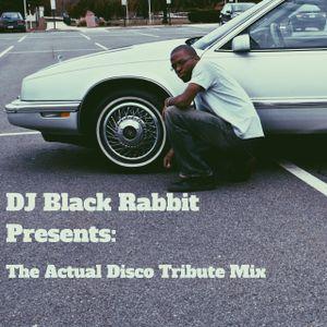 The Actual Disco Tribute Mix