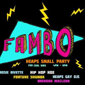 HipHopHoe Does Heaps Small Party At Fambo