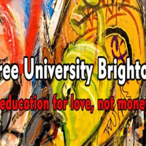 Radio Free Brighton Ali Ghanimi on the launch of the Free University of Brighton
