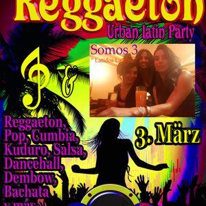 Quiero Bailar Reggaeton Live-Mix March 2018