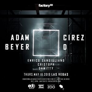 Adam Beyer & Cirez D - Live @ Las Vegas Events Center [05.19]