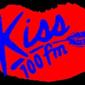 Kiss 100 - Steve Jackson 1992 (Hardcore / Rave)