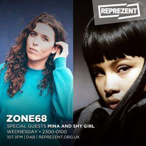 Z68 018 - Mina & Shygirl - 06.06.17 - Reprezent Radio