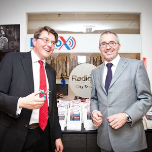 Radio X - Official Opening Of The City Studio