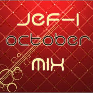 JeF-i_October mix (Viva Electro!)