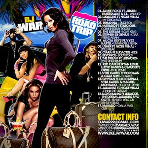 DJ War - Road Trip 2010