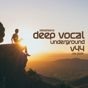 DEEP VOCAL UNDERGROUND Volume 44 - -Let Me Take You On A Journey- - 09-2019