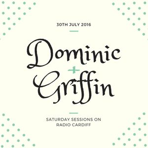 Saturday Sessions: Dominic Griffin